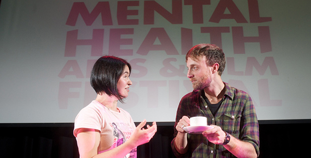 Image of Scottish Mental Health Arts & Film Festival