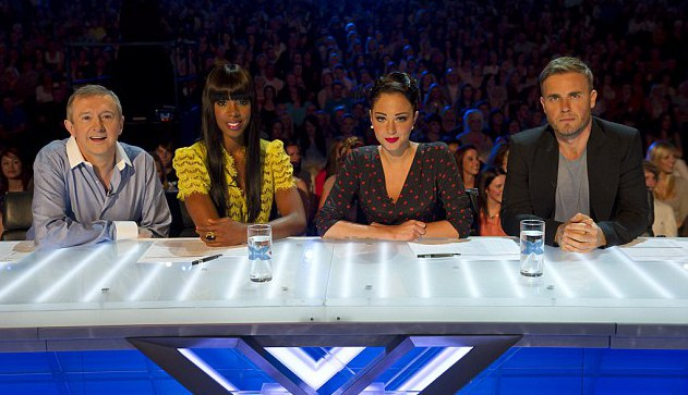 Image of X-Factor: A Big Turn Off