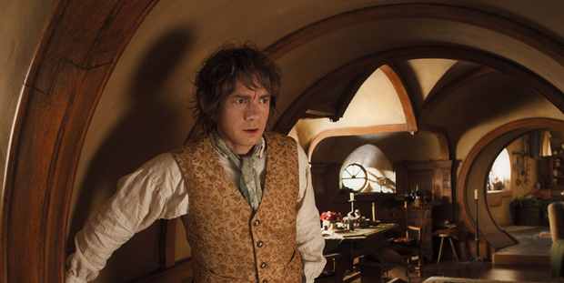 Image of The Hobbit: An Unexpected Journey 3D