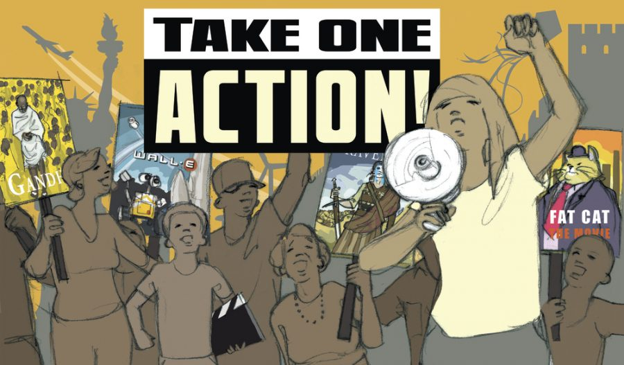 Image of Preview: Take One Action Film Festival