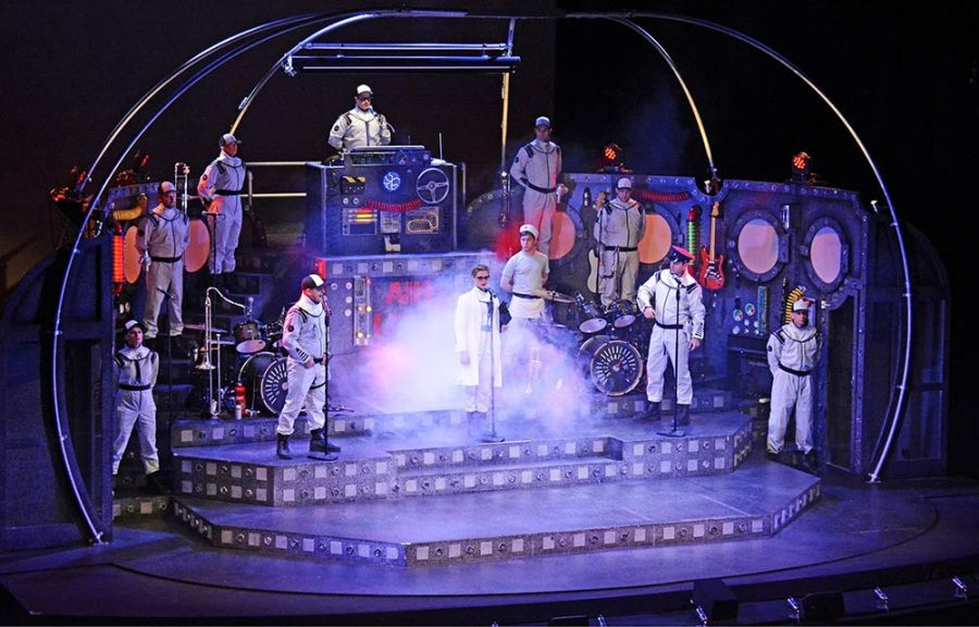 Image of Return to the Forbidden Planet