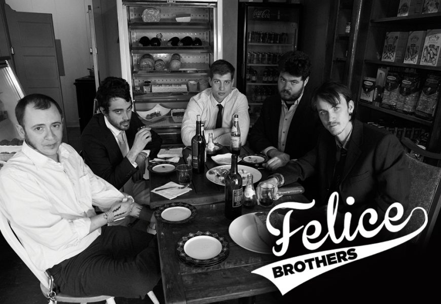 Image of The Felice Brothers
