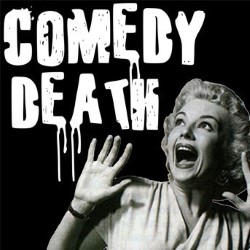 Image of Comedy Death