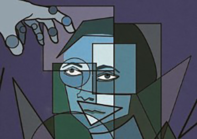 Image of Picasso Stole the Mona Lisa