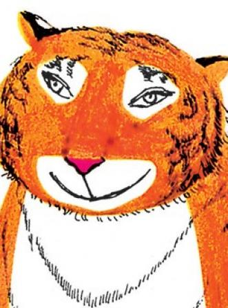 Image of The Tiger Who Came to Tea