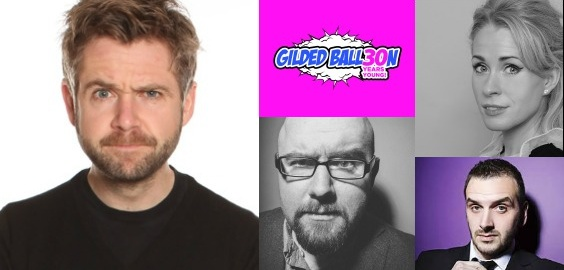 Image of Gilded Balloon Comedy Nights November