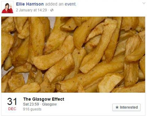Image of On the Glasgow Effect