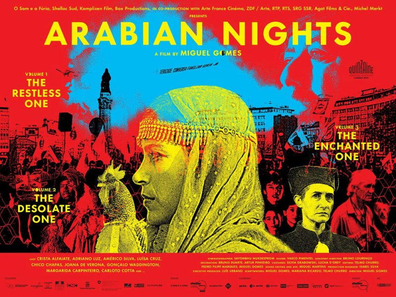 Image of Arabian Nights: Volume 1, 2 and 3