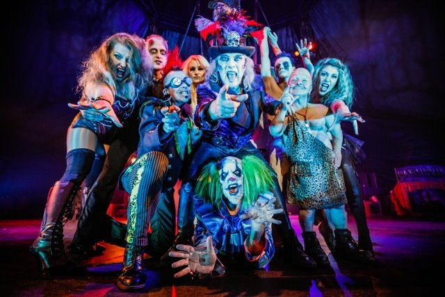 Image of Circus of Horrors: Welcome to the Carnevil