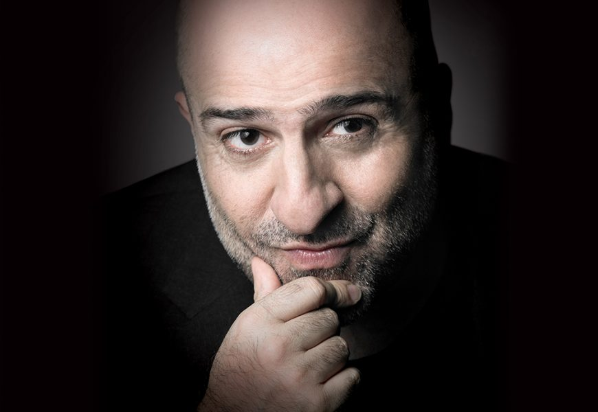 Image of Interview: Omid Djalili