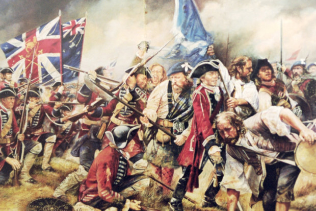 Image of Trevor Royle: Culloden A very European battle