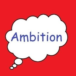 Image of Ambition