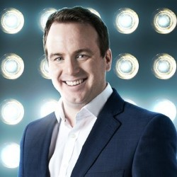 Image of Matt Forde: It's My Political Party (and I'll Cry If I Want To)