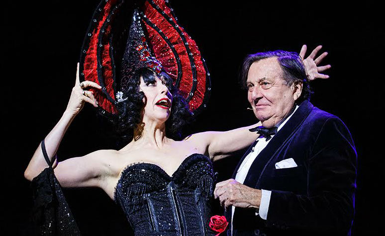 Image of Barry Humphries' Weimar Cabaret