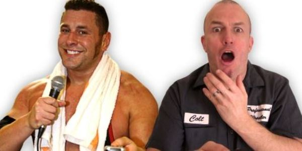 Image of Brendon Burns & Colt Cabana