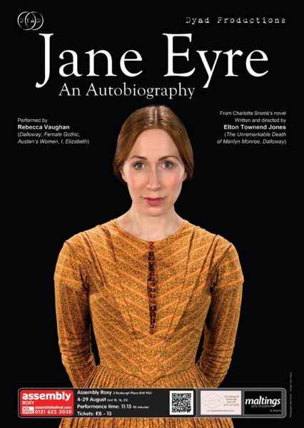 Image of Jane Eyre: An Autobiography