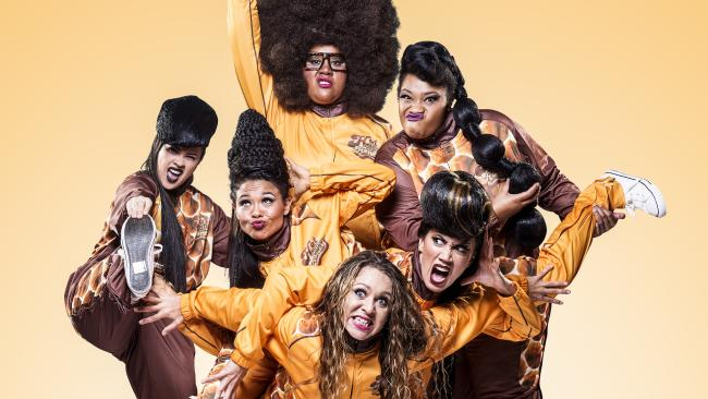 Image of Hot Brown Honey