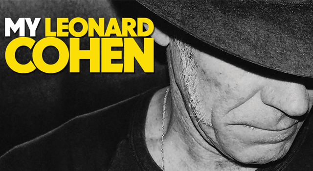 Image of My Leonard Cohen
