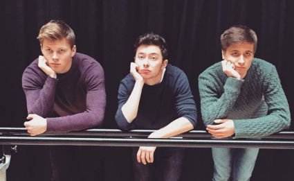 Image of Three Jumpers
