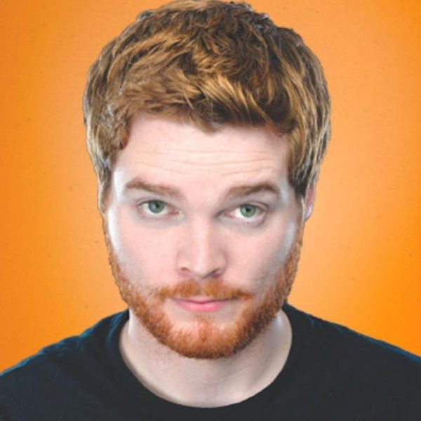 Image of James Wilson-Taylor: Ginger is the New Black