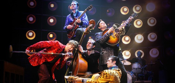 Image of Million Dollar Quartet