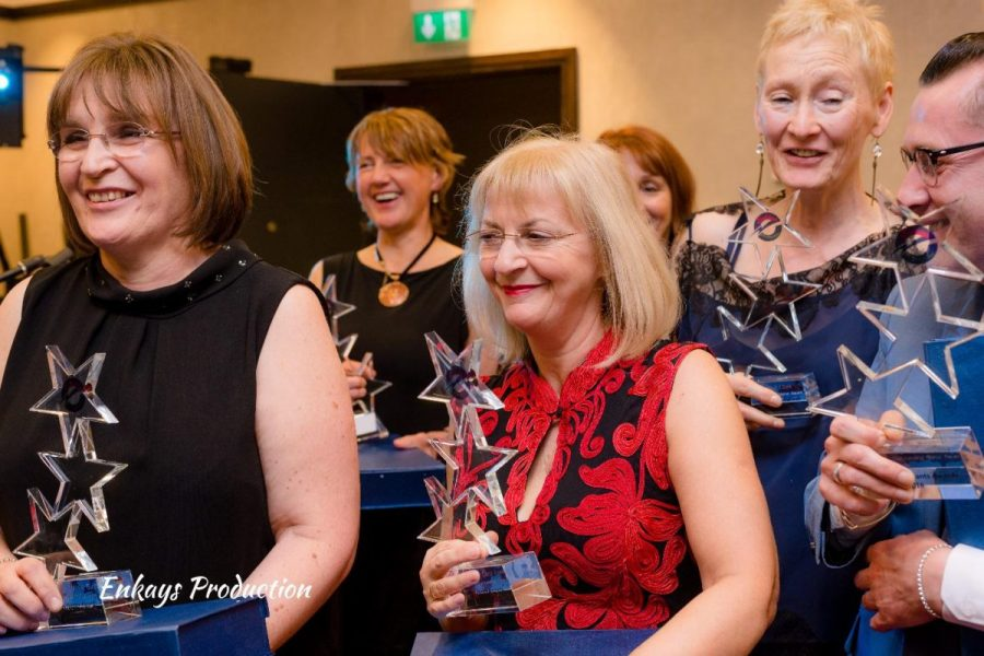 Image of Community Giant Awards presented in Glasgow