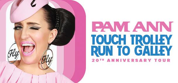 Image of Pam Ann: Touch Trolley Run to Galley