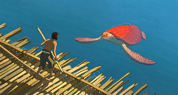 Image of The Red Turtle