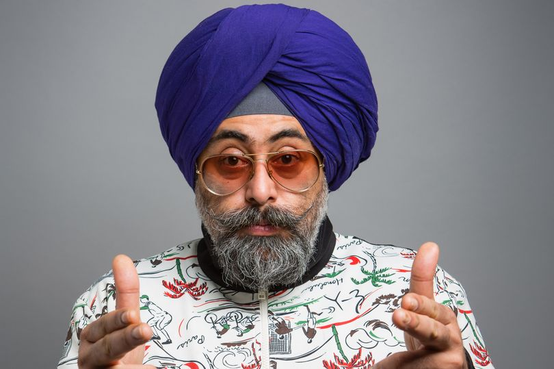 Image of Hardeep Singh Kohli: Alternative, Fact
