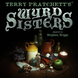 Image of Terry Pratchett's The Wyrd Sisters