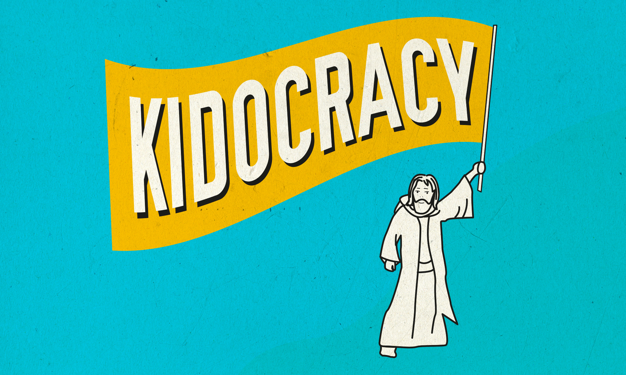 Image of Keith Farnan: Kidocracy
