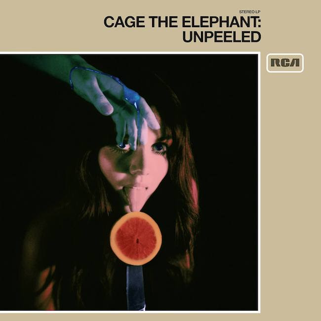 Image of Cage the Elephant – Unpeeled