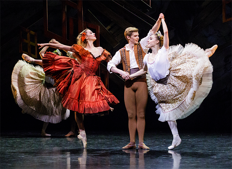 Image of Scottish Ballet: Stravinsky