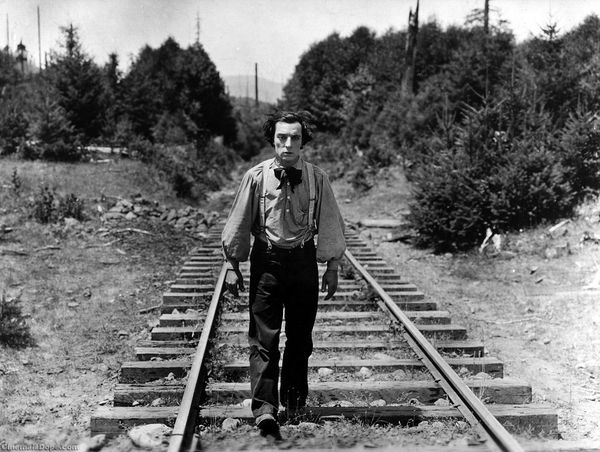 Image of Buster Keaton: Three Films