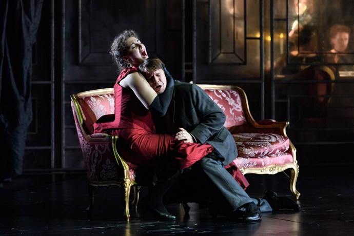 Image of Scottish Opera: La Traviata
