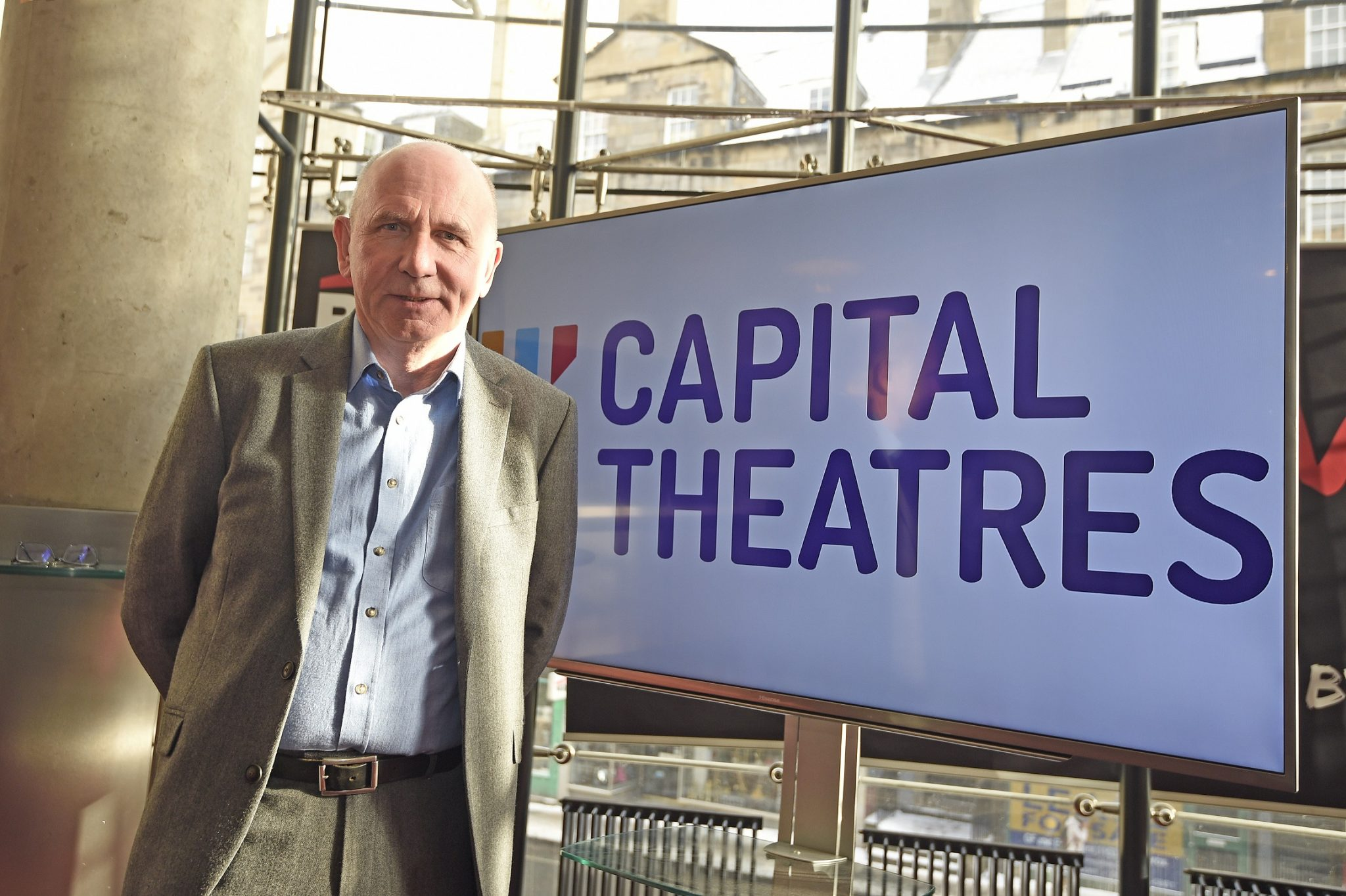 Image of New brand for Edinburgh Theatres