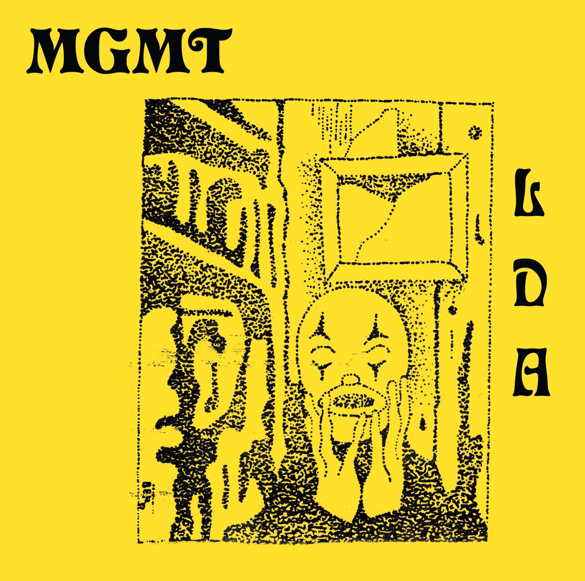 Image of MGMT – Little Dark Age