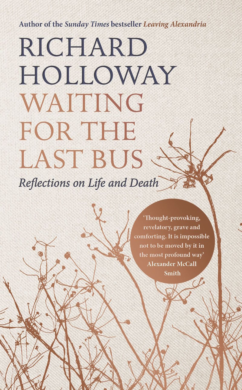 Image of Richard Holloway – Waiting for the Last Bus