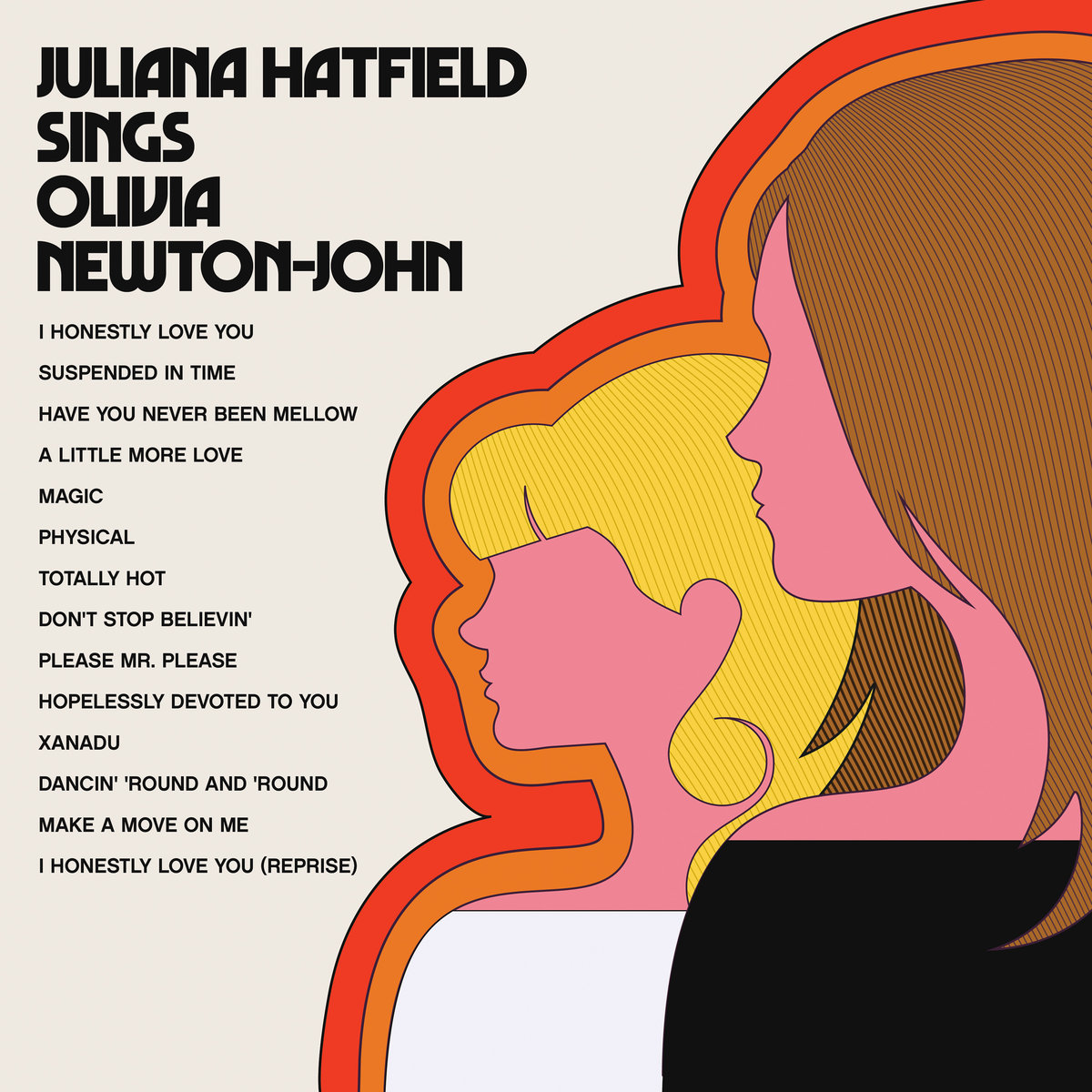 Image of Juliana Hatfield Sings Olivia Newton John