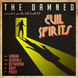 Image of The Damned – Evil Spirits
