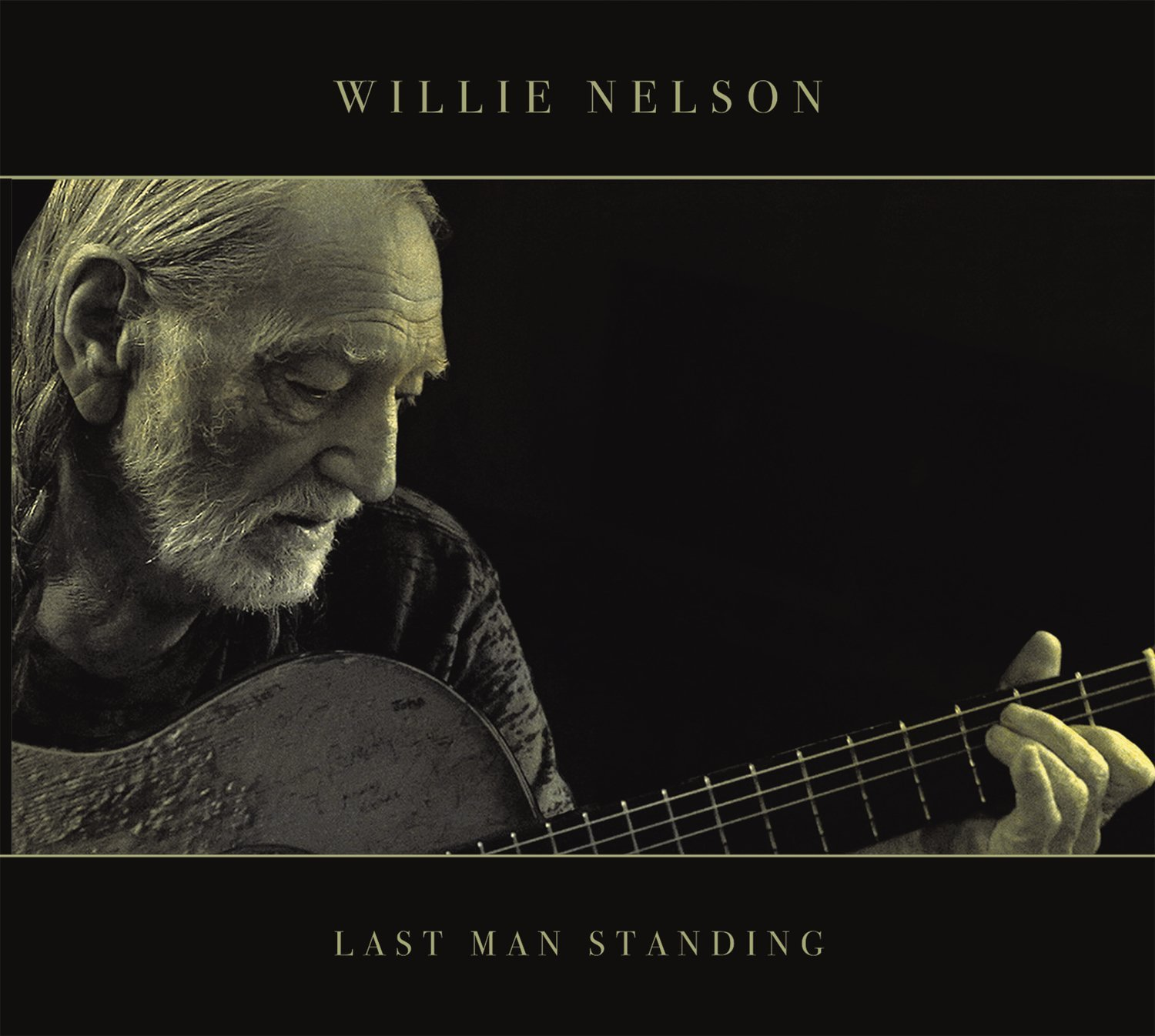 Image of Willie Nelson – Last Man Standing