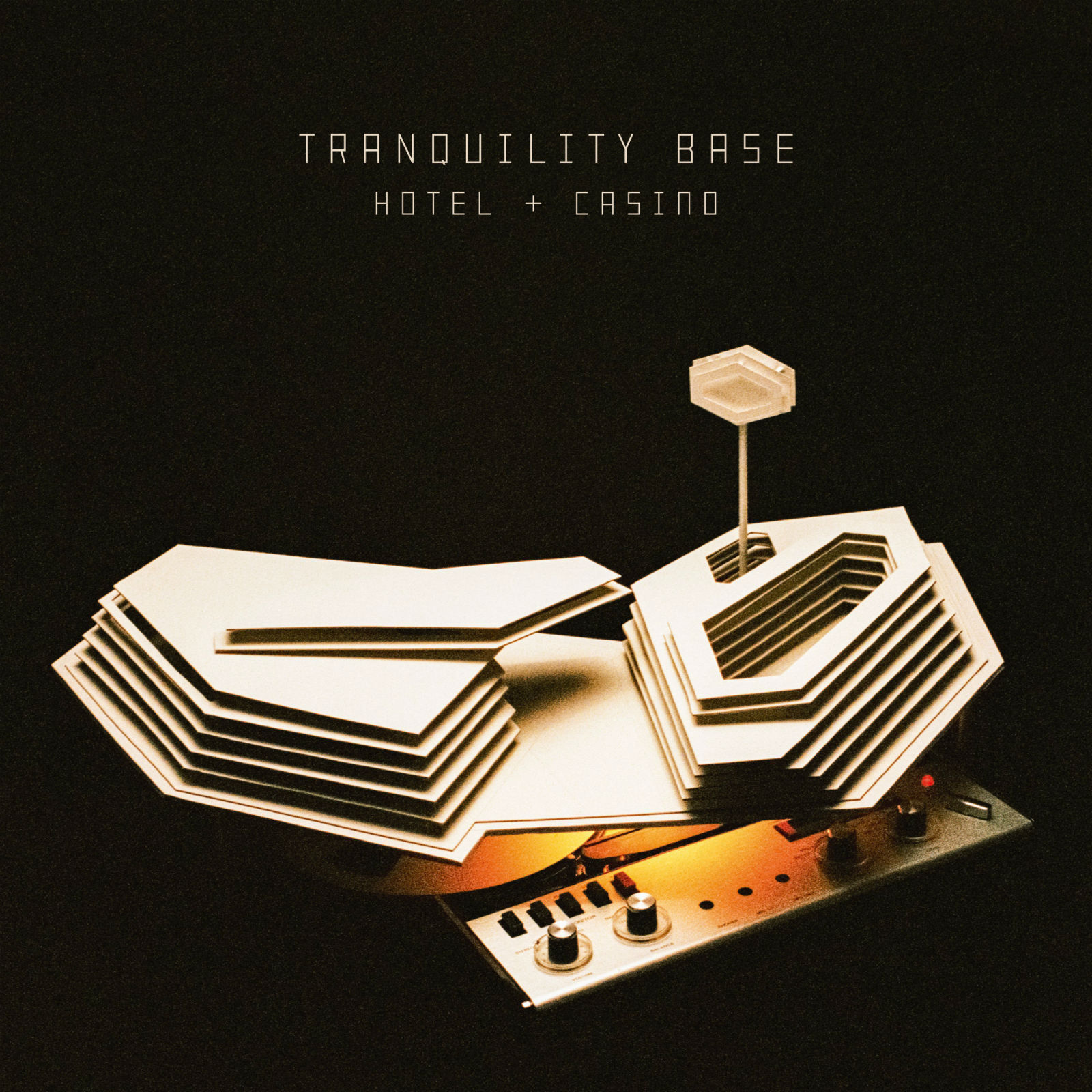 Image of Arctic Monkeys – Tranquility Base Hotel & Casino