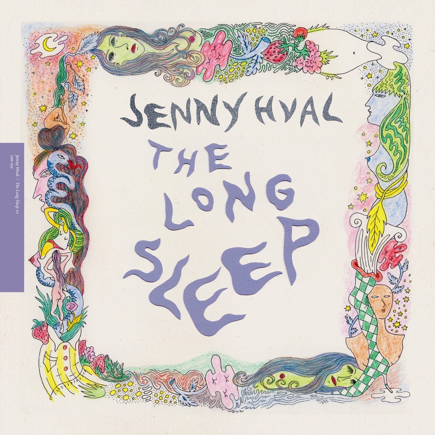 Image of Jenny Hval – The Long Sleep