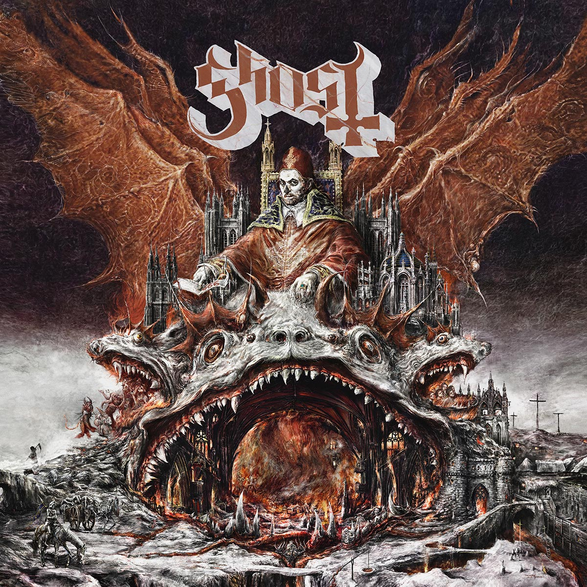 Image of Ghost – Prequelle