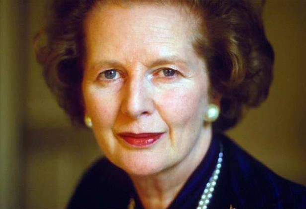 Image of Let's Talk Thatcher. Finally.