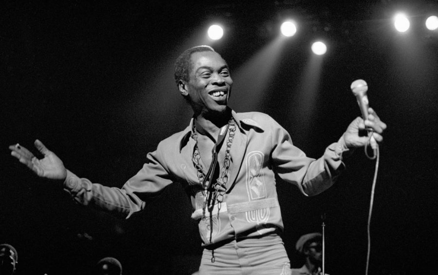 Image of Finding Fela