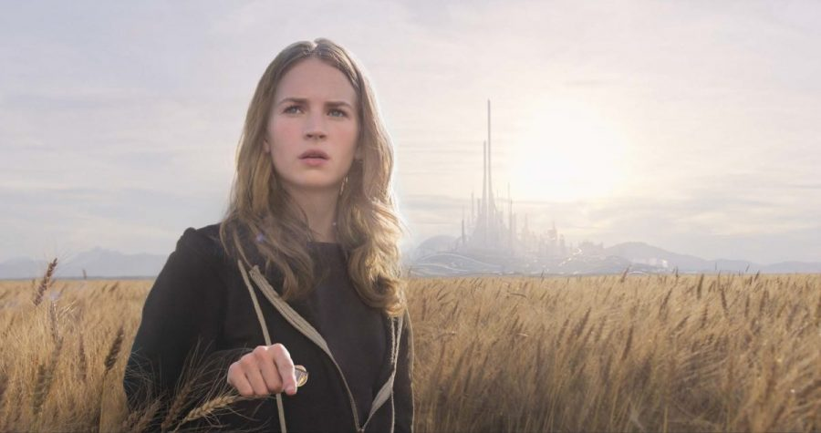 Image of Tomorrowland: A World Beyond