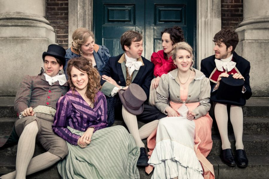 Image of Austentatious: An Improvised Jane Austen Novel