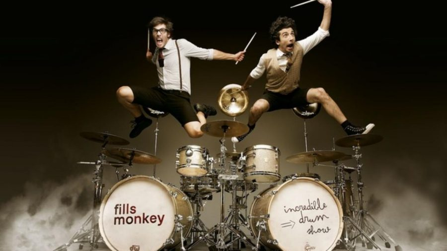 Fills Monkey: Incredible Drum Show