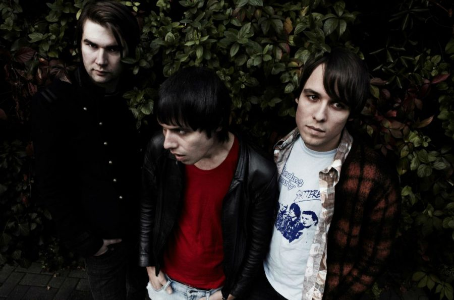 Image of The Cribs